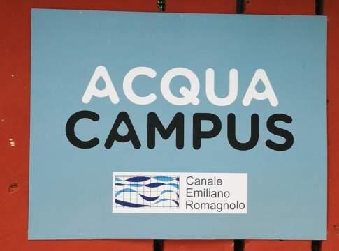 irrigazione acqua campus 2019
