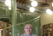 Paolo Sambo, professore associato dell'Università di Padova