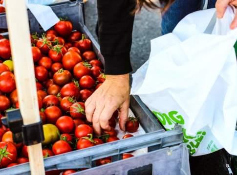 in crescita i prezzi dei pomodori
