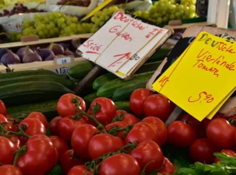 ortaggi prezzi dicembre