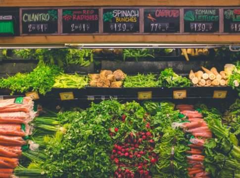 ortaggi prezzi in