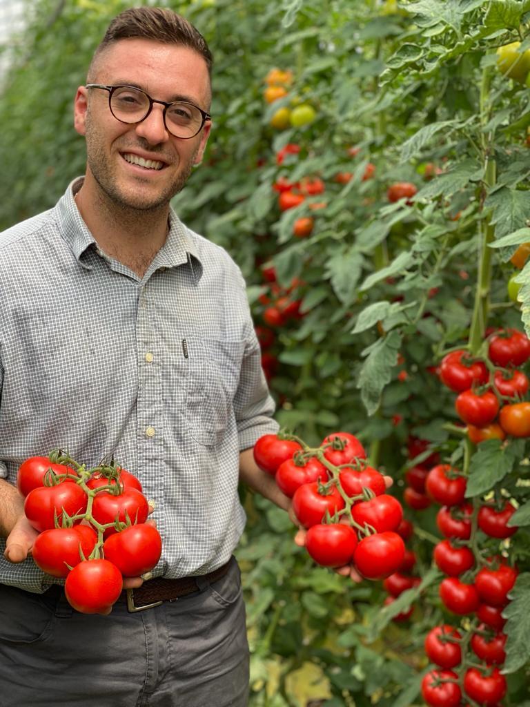 Roberto Maggiacomo, socio dell'OP COPLA di Fondi